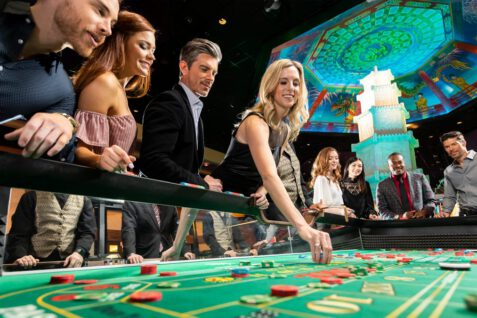 A Brief About Casino and casino games.